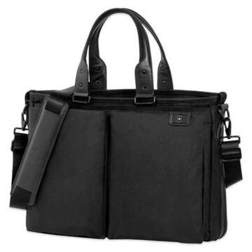Victorinox Lexicon Expandable Laptop Tote in Black