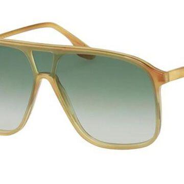 Victoria Beckham VB156S 772 Womenas Sunglasses Brown Size 60