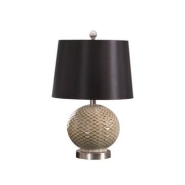 Abbyson Living Montgomery Ceramic Textured Table Lamp