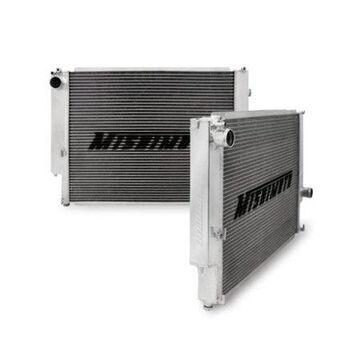 Mishimoto MMRAD-E36-92 Manual Transmission Performance Aluminium Radiator for BMW E36