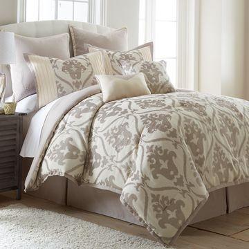 Amrapur Overseas Sofia 8-piece Embroidered Comforter Set