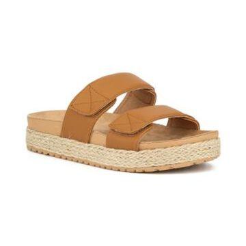 Olivia Miller Women's Palm Cove Espadrille Sandals Women's Shoes