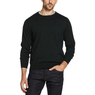 Weatherproof Vintage Mens Pullover Sweater Knit Crew Neck