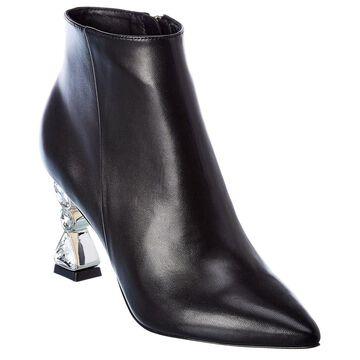 Sophia Webster Bijou Leather Bootie