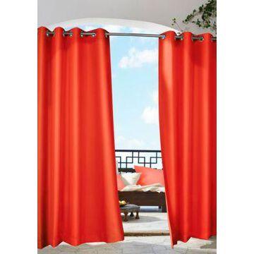 Commonwealth Home Fashions Gazebo Solid Outdoor Window Panel -