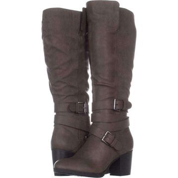 Style & Co. Womens Jomaris Closed Toe Knee High Fashion Boots
