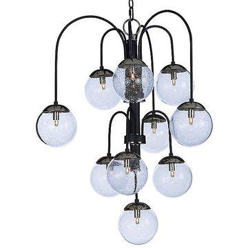 Reverb Downlight Chandelier by Maxim Lighting