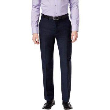 Ryan Seacrest Distinction Mens Solid Dress Pant Slacks