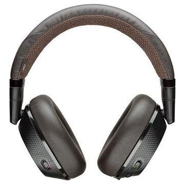 PlantronicsBackBeat PRO 2 Headset - Wireless, On-Demand Active Noise Canceling Headphones + Mic - Black/Tan(207110-90)
