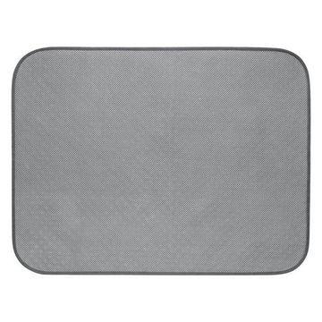InterDesign Pewter Drying Mat