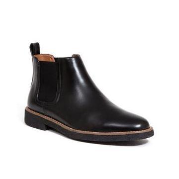Deer Stags Men's Rockland Memory Foam Chelsea Boot Men's Shoes