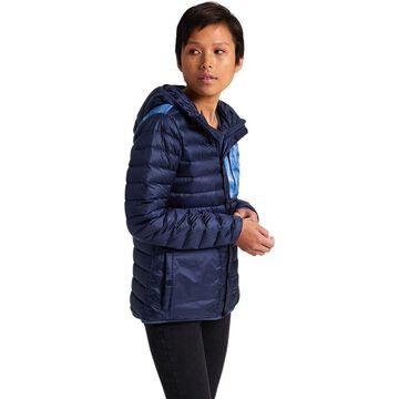 Evergreen Down Insulator Hooded Jacket - Women's