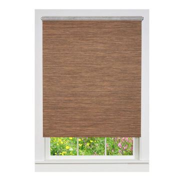 Achim 73-in Cocoa Light Filtering Cordless Roller Shade in Brown   CPS736CO01