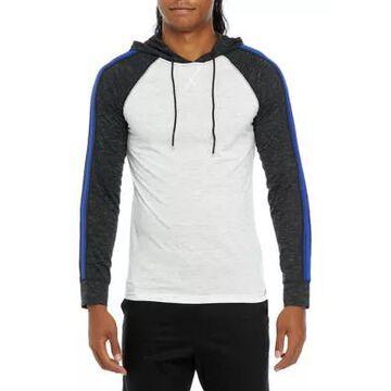 Ocean Current Men's Raglan Hooded Knit T-Shirt - -