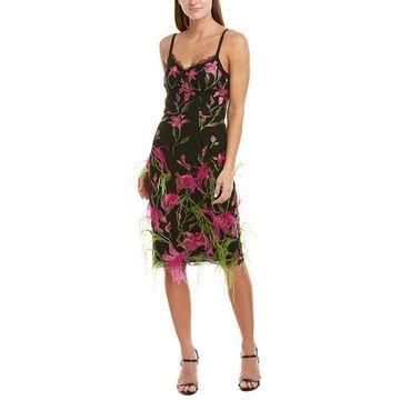 Marchesa Notte Bodycon Dress