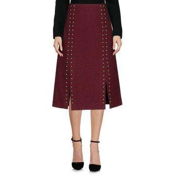 MAISON SCOTCH 3/4 length skirt