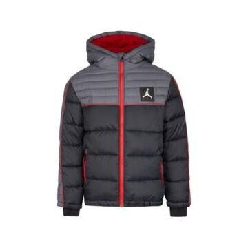 Jordan Little Boys Air Color Block Puffer Jacket
