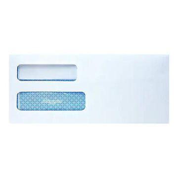 "Quality Park Redi-Seal Security Tinted #10 Business Envelopes, 4 1/8"" x 9 1/2"", White, 500/Box (QUA24559)"