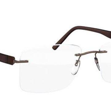 Silhouette Inspire 5506 DQ 6140 53 New Unisex Eyeglasses