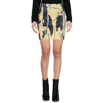 CEDRIC CHARLIER Mini skirts