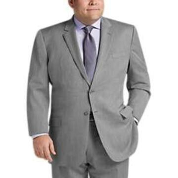 Pronto Uomo Gray Executive Fit Suit