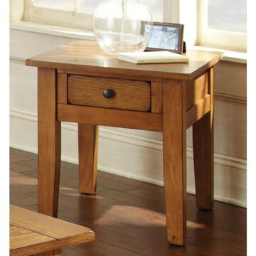 Livingston Craftsmen End Table by Greyson Living