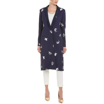 Carolina Herrera Wool-Blend Coat