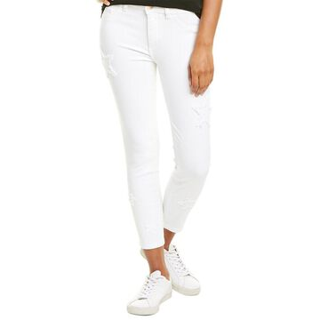 Dl1961 Premium Denim Florence Cropped Lyra Instasculpt Skinny Leg Jean