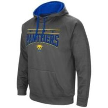 Colosseum Pittsburgh Panthers Men's Poly Performance Hooded Sweatshirt