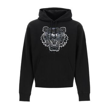 Kenzo Hoodie With Tiger Embroidery