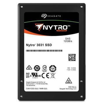 XS1920SE70004 2.5 in. 1.92 TB SAS 3D eTLC Nytro 3331 Internal Solid State Drive