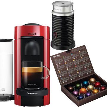 Nespresso Vertuo Plus Coffee Machine w/ Frotherby DeLonghi