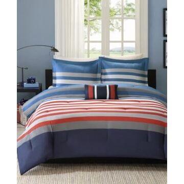 Mi Zone Kyle 3-Pc. Twin/Twin Xl Comforter Set Bedding