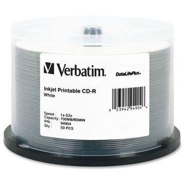 Verbatim DataLifePlus CD-R x 50 - 700 MB