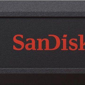 SanDisk - Ultra 32GB USB 3.0 Flash Drive with Hardware Encryption - Black