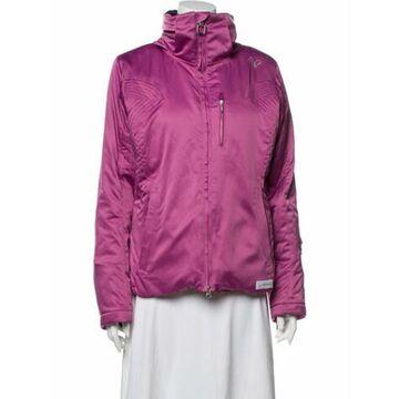 Rossignol Performance Jacket Purple Rossignol Performance Jacket