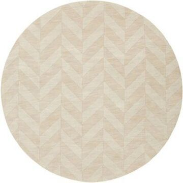 Artistic Weavers Central Park Carrie 7-Foot 9-Inch Round Area Rug in Ivory
