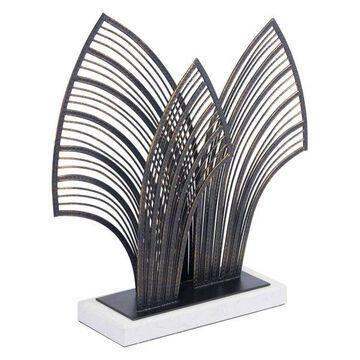 Zuo Modern Arco Sculpture, Black