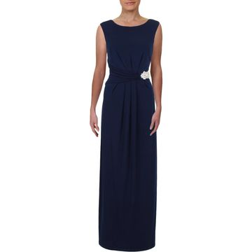 Ellen Tracy Womens Special Occasion Party Evening Dress