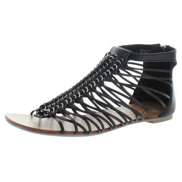 Naughty Monkey Aphrodite Women's Strappy Leather Sandals