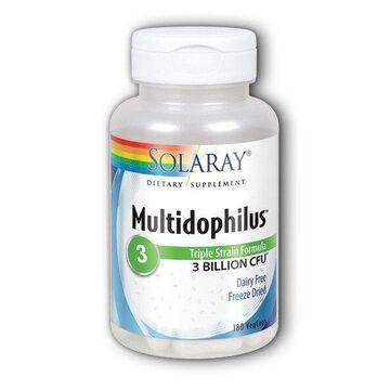 Multidophilus Solaray 180 Caps