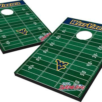 Wild Sports West Virginia Tailgate Bean Bag Toss