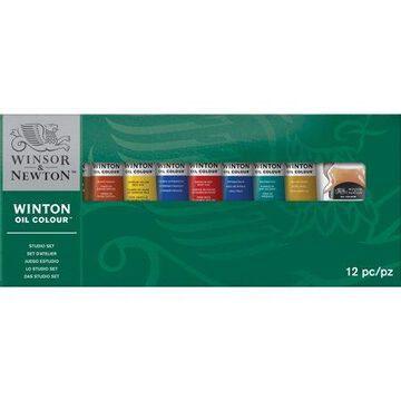 Winsor & Newton Winton Oil Color - Studio Set