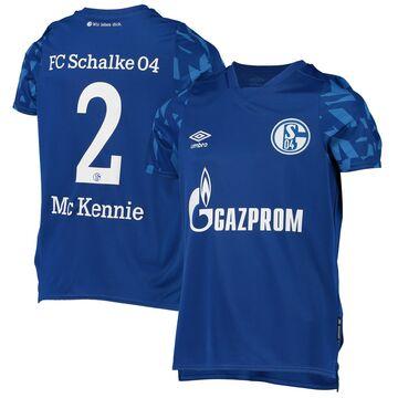 Umbro Weston McKennie FC Schalke 04 Youth Blue 2019/20 Home Replica Player Jersey