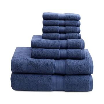 Madison Park Signature Solid 8-Pc. Towel Set Bedding