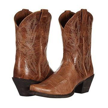 Ariat Round Up Bella Cowboy Boots