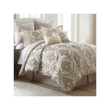 Pacific Coast Textiles Sofia 8-pc. Comforter Set