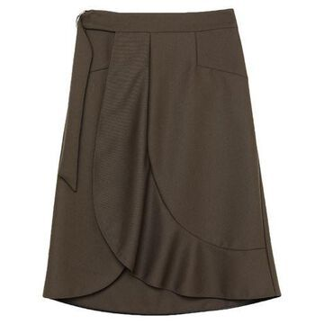 BARBARA BUI Midi skirt