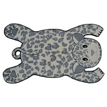 Gray Panther Rug (3'x5') - The Rug Market
