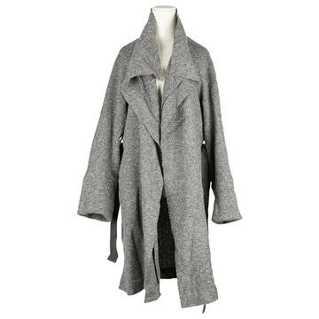 The Row \N Grey Wool Coats